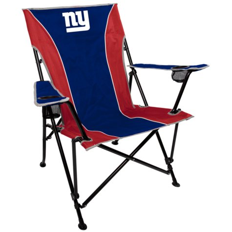 NFL New York Giants Deluxe Tailgate Chair