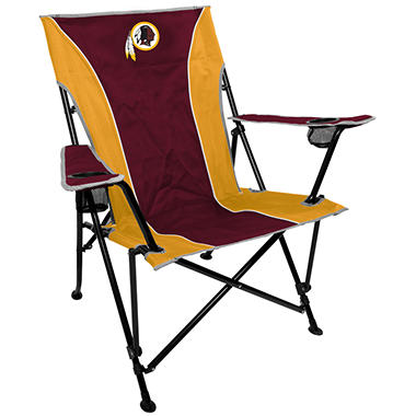 NFL Washington Redskins Deluxe Tailgate Chair