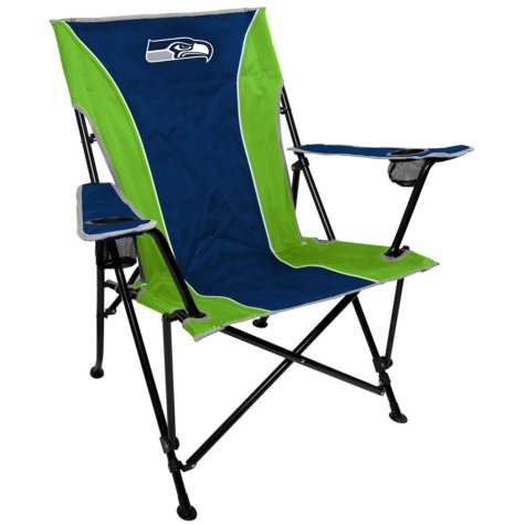 NFL Seattle Seahawks Deluxe Tailgate Chair