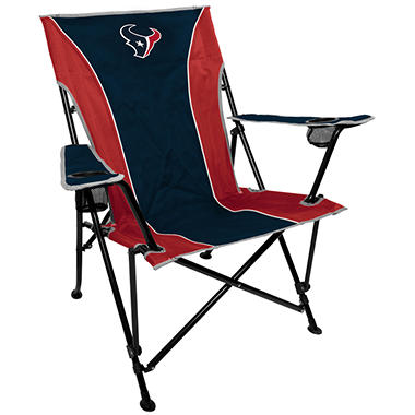 NFL Houston Texans Deluxe Tailgate Chair