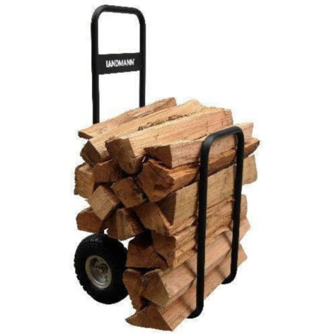 Rolling Log Caddy w/ Cover