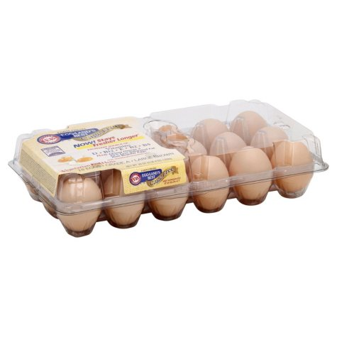 Eggland's Best Cage Free Large Brown Eggs (18 ct.)
