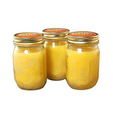 Citronella Scented Candles - 12oz Mason Jar - Set of 3