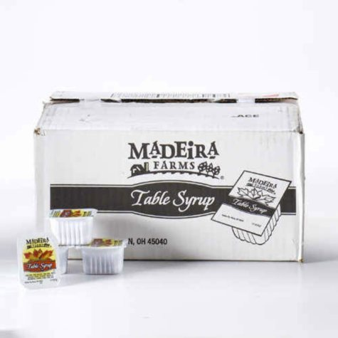 Madeira Farms Table Syrup - 100- 1.5 oz.