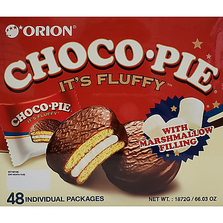 Orion Choco Pie (48 ct.)