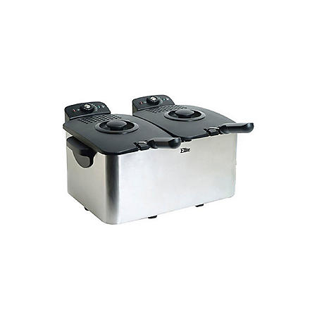 Elite Platinum EDF-4080 8-qt. Deep Fryer