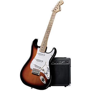 Starcaster Strat Electric Guitar : starcaster strat electric guitar pack sam 39 s club ~ Hamham.info Haus und Dekorationen