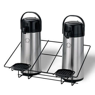 Double Airpot Rack