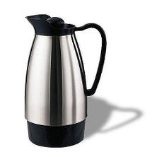 Classic Glass 1L Carafe™ - Stainless