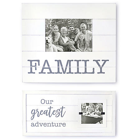 Olive & Hill 2 Pack Picture Frames