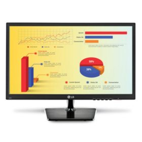 "LG 24MC37D-B 24"" LED Monitor"