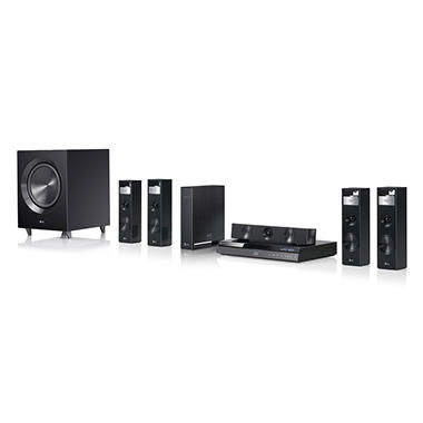 LG 3D Blu-ray Home Theater System