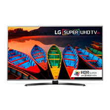 "LG 65"" 4K Super UHD Smart LED TV -  65UH7650"
