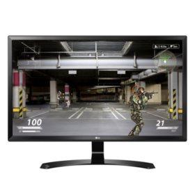 """LG 27MU58-B 27"""" Ultra HD 4K Monitor"""