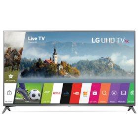 "LG 75"" Class 4K UHD HDR Smart LED TV - 75UJ657A"