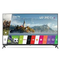 LG 65UJ6540 65-inch 4K UHD Smart LED TV Refurb Deals
