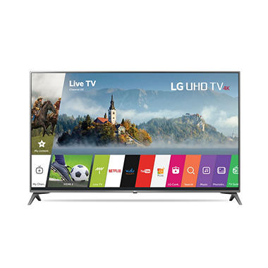 "LG 55"" Class 4K UHD HDR Smart LED TV 55UJ6540 Sam s Club"