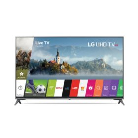 """LG 55"""" Class 4K UHD HDR Smart LED TV - 55UJ6540"""
