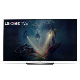 """LG 65"""" Class B7 OLED 4K HDR Smart TV - OLED65B7"""