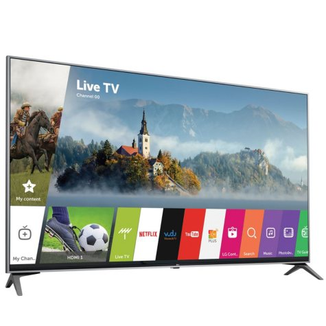 "LG 55"" Class 4K WebOS Smart LED TV- 55UJ7700"