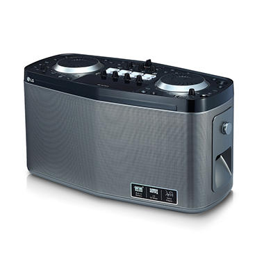 LG RK8 LOUDR Portable Entertainment System 100W