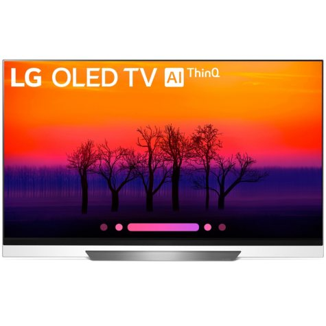 "LG 65"" 4K HDR Smart OLED TV w/AI ThinQ - OLED65E8PUA"