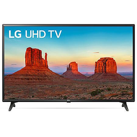 """LG 49"""" Class 4K UHD HDR Smart TV - 49UK6090PUA"""