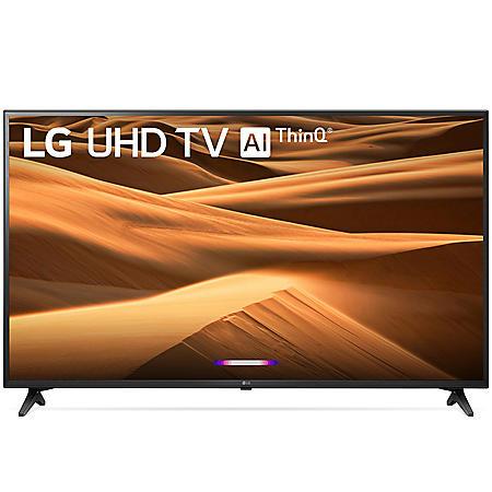 "LG 60"" Class 7100 Series 4K Ultra HD Smart HDR TV w/AI ThinQ® - 60UM6100DUA"