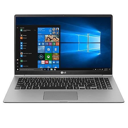 "LG gram - 15"" Full HD  Ultra-Lightweight Touchscreen Laptop - 8th Gen Intel Core i7 - 16GB Memory - 256GB SSD Storage - Backlit Keyboard - 1 Year Warranty - Windows 10 Home"