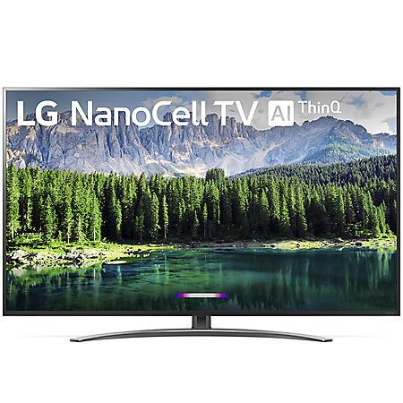 "LG 75"" Class Nano 8 Series 4K Ultra HD Smart HDR NanoCell TV w/ AI ThinQ® - 75SM8670AUA"