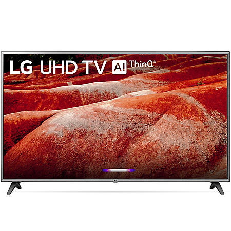 "LG 75"" Class 7500 Series 4K Ultra HD Smart HDR TV w/AI ThinQ - 75UM7570AUE"