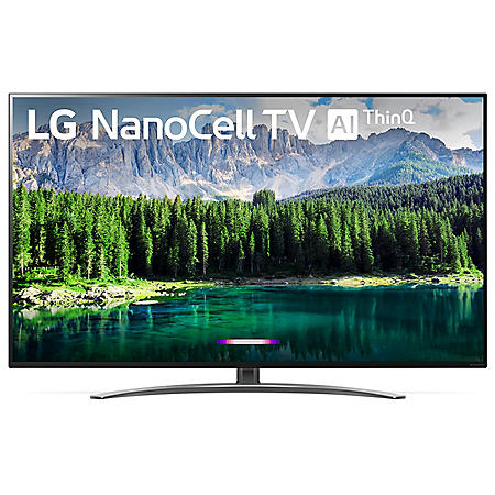 "LG 65"" Class Nano 8 Series 4K Ultra HD Smart HDR NanoCell TV w/ AI ThinQ® - 65SM8600AUA"