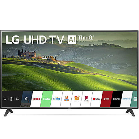 "LG 75"" Class 6970 Series 4K Ultra HD Smart HDR TV w/ AI ThinQ - 75UM6970PUB"