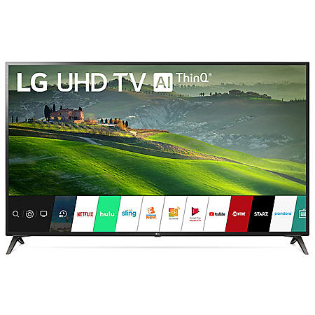 "LG 70"" Class 6970 Series 4K Ultra HD Smart HDR TV w/ AI ThinQ® - 70UM6970PUA"