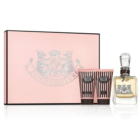 Juicy Couture Ladies' 3-Piece Gift Set