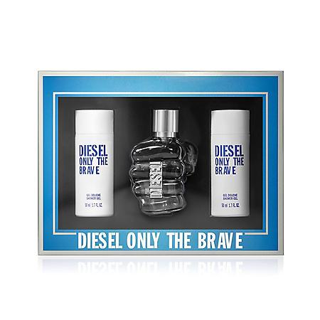 Diesel Only the Brave Men's Gift Set