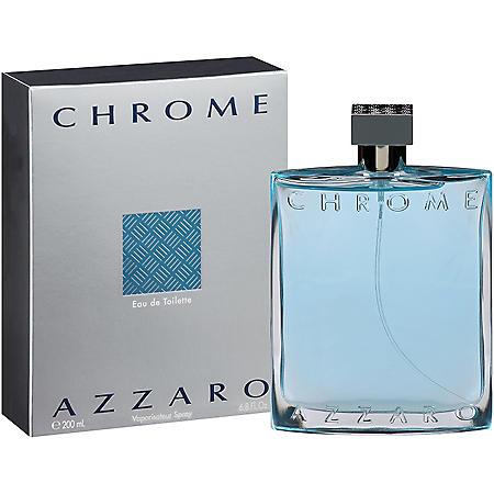 Azzaro Chrome Eau de Toilette (6.8 fl. oz)