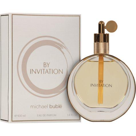 Michael Buble By Invitation Eau de Parfum 3.4 fl.oz