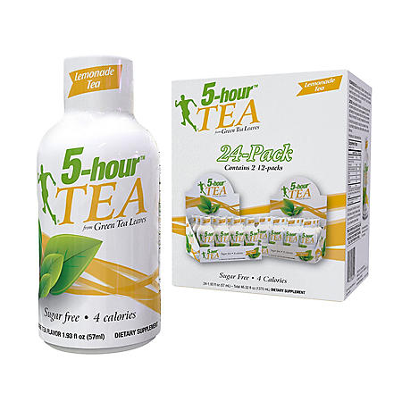 5-Hour Tea Lemonade (24pk / 1.93oz)