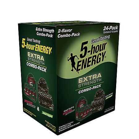 5-HR Energy Combo Pack (1.93 oz. bottle, 24 ct.)