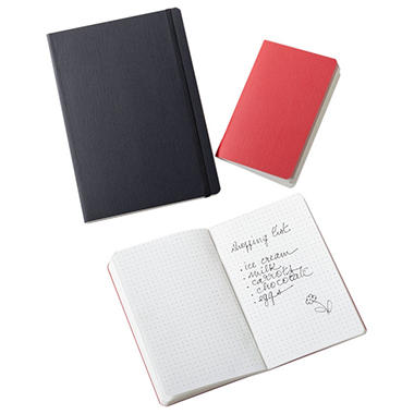 Fabriano EcoQua Journal and Pocket Notebook