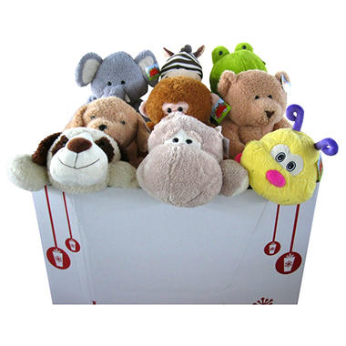 Large Plush Animals