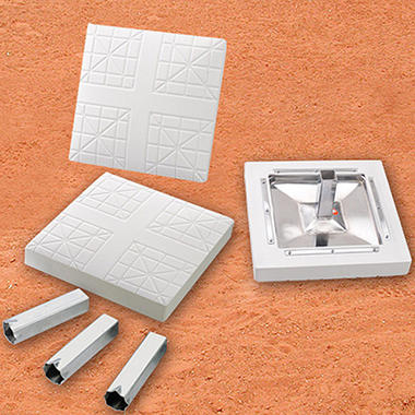 MacGregor® Major League Bases with Anchors