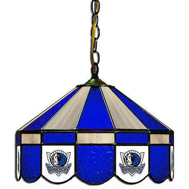 NBA Team Tiffany Style Stained Glass Lamp - 16