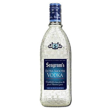 Seagram's Vodka (1.75 L)