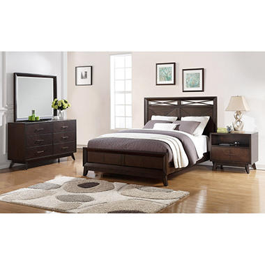 Metropole Bedroom Set (Assorted Sizes) - Sam\'s Club