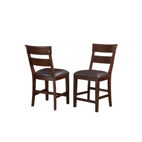 Alden Counter Height Bar Stools, 2 Pack