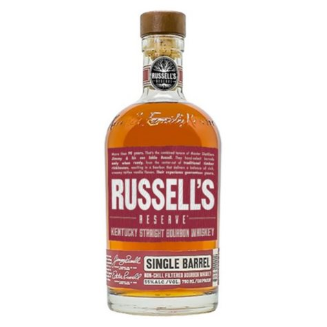 Russell's Reserve Single Barrel Kentucky Straight Bourbon (750 ml)