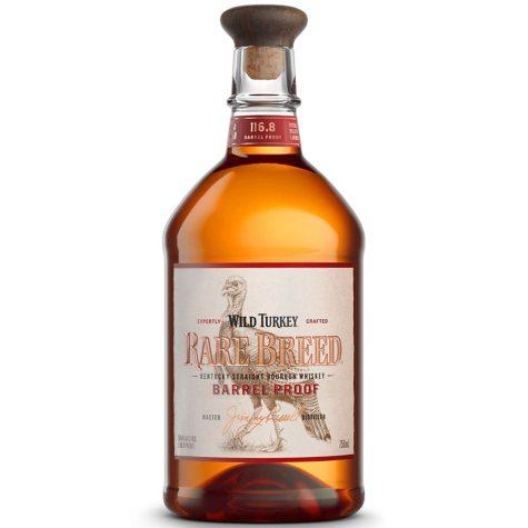 Wild Turkey Rare Breed Kentucky Straight Bourbon Whiskey (750 ml)
