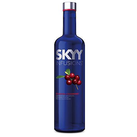 Skyy Infusions Coastal Cranberry (1.75 L)